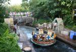 Kali River Rapids in Asia at Disney Animal Kingdom