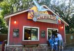 Petrifries at Dinoland USA in Disney Animal Kingdom