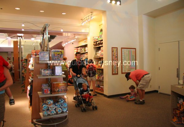 Guide to Disney World - The Dino Insitute Gift Shop in Dinoland ...