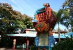 Flame Tree Barbeque on Discovery Island at Disney Animal Kingdom