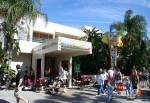 50's Prime Time Cafe around Echo Lake at Disney's Hollywood Studios