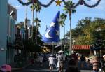Mickey's Sorcerer Hat on Hollywood Boulevard at Disney's Hollywood Studios