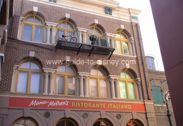Streets of America Disney Hollywood Studios Disney's Hollywood Studios