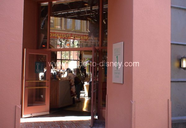 Stage 1 Company Store (Muppet Studio Stuff) On The Streets Of America At  Disneyu0027s Hollywood Studios