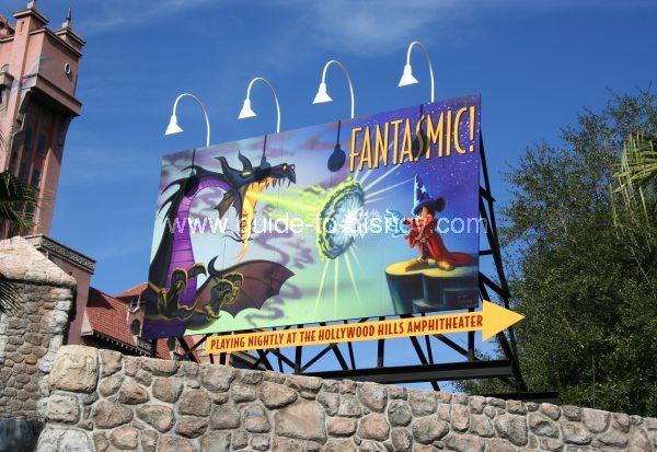 World fantasmic on sunset boulevard at disney s hollywood studios