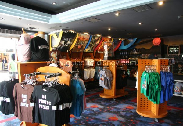 Guide To Disney World Planet Hollywood Superstore On