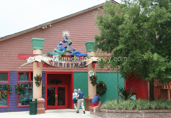 disney days of christmas at downtown disney - Downtown Disney Christmas