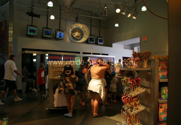 Guide To Disney World Imagination Institute Gift Shop In