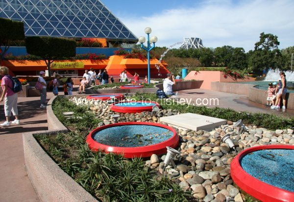 Guide To Disney World Imagination In Future World At