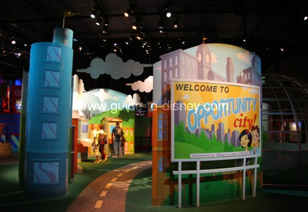 Guide To Disney World Opportunity City At Innoventions