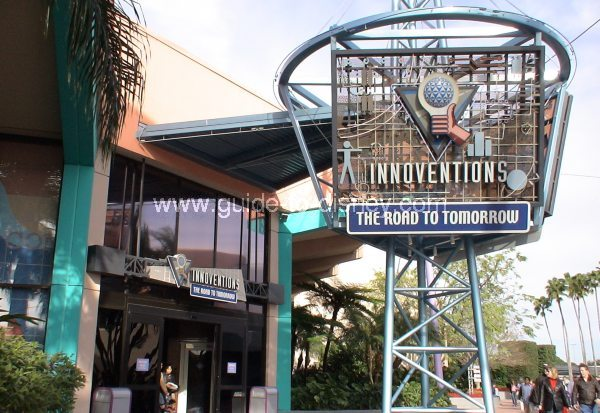 Guide To Disney World Innoventions West In Future World