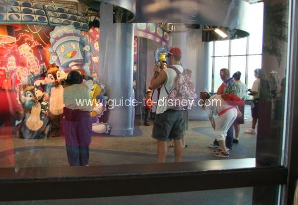 Guide To Disney World Character Spot In Future World At