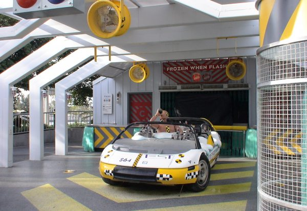 Guide To Disney World Test Track In Future World At