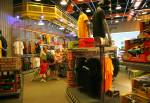 Inside Track Shop in Test Track of Future World at Disney Epcot