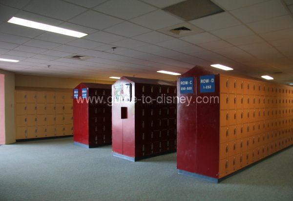 Guide To Disney World Epcot Lockers At Disney