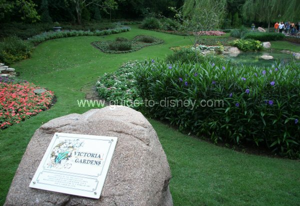 Guide to disney world victoria gardens in canada of the world victoria gardens in canada of the world showcase at disney epcot thecheapjerseys Image collections
