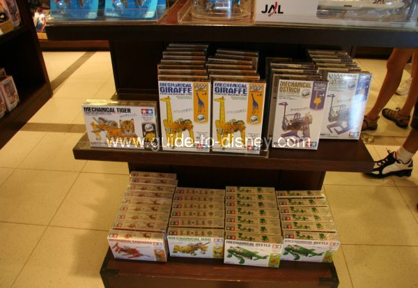 Guide to Disney World - Mitsukoshi Department Store in Japan at the World Showcase of Disney Epcot