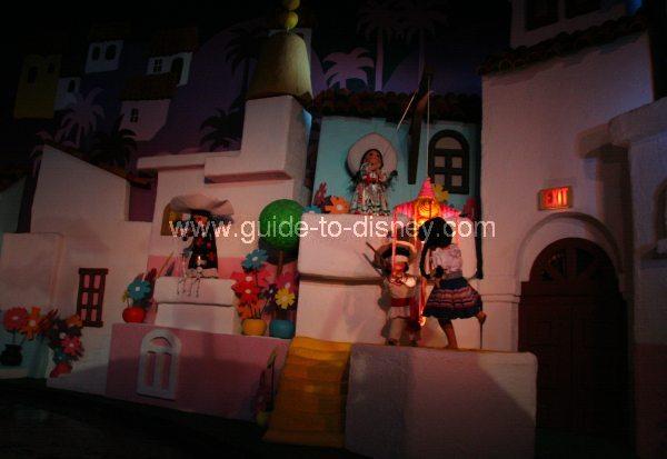 Guide To Disney World El Rio Del Tiempo In Mexico Of The