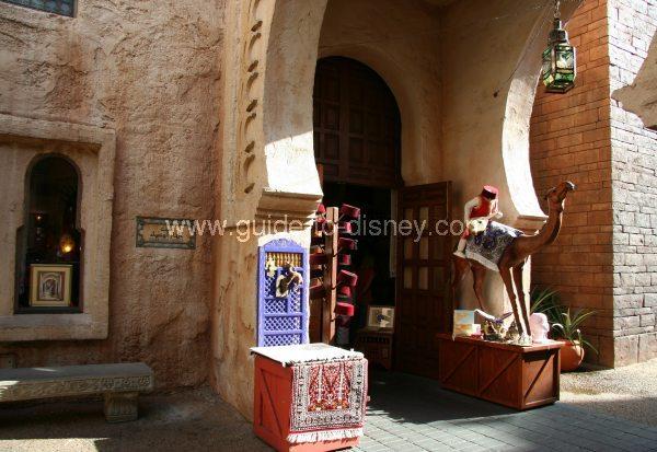Casablanca carpets morocco the world showcase disney epcot