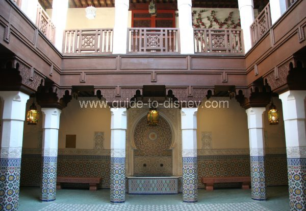 Guide To Disney World Morocco In The World Showcase At