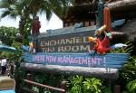 Enchanted Tiki Room in Adventureland at Disney Magic Kingdom