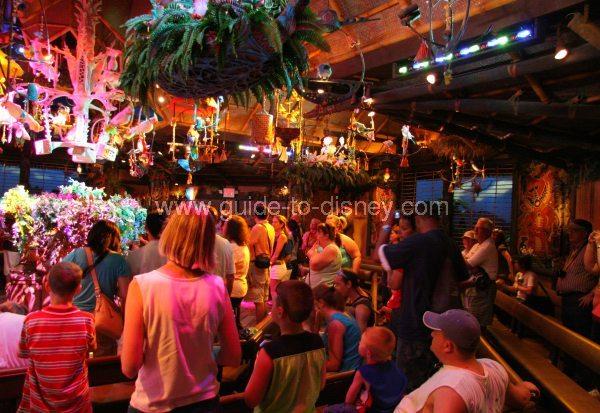Guide to Disney World - Enchanted Tiki Room in Adventureland at ...