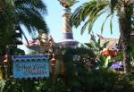 Magic Carpets of Aladdin in Adventureland at Magic Kingdom