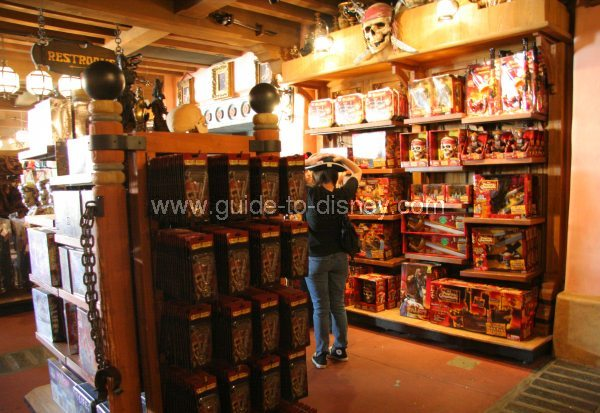 Guide To Disney World Pirates Bazaar In Adventureland At