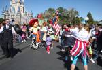 Move It, Shake It, Celebrate It Street Party on Main Street USA at Disney Magic Kingdom