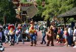 Woody's Cowboy Camp in Frontierland at Disney Magic Kingdom
