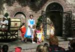 Fairytale Garden Storytime with Belle in Fantasyland at Disney Magic Kingdom
