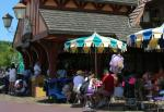Mrs Potts Cupboard in Fantasyland at Disney Magic Kingdom