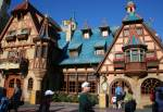 Pinocchio Village Haus in Fantasyland at Disney Magic Kingdom