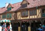 The Villa Fry Shoppe in Fantasyland at Disney Magic Kingdom