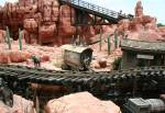 Big Thunder Mountain Railroad in Frontierland at Magic Kingdom