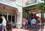 Main Street USA Bakery Shop at Disney Magic Kingdom