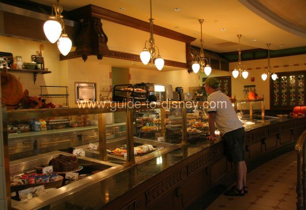 Guide to Disney World Main Street USA Bakery Shop at Disney Magic