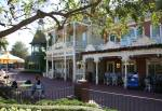 Plaza Restaurant near Main Streeet USA at Disney Magic Kingdom