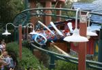 Barnstormer at Goofy's Wiseacre Farm in Mickey's Toontown Fair at Magic Kingdom