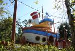 Donald's Boat in Mickey's Toontown Fair at Magic Kingdom