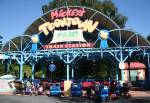 Mickey's Toontown Fair Train Station at Disney Magic Kingdom