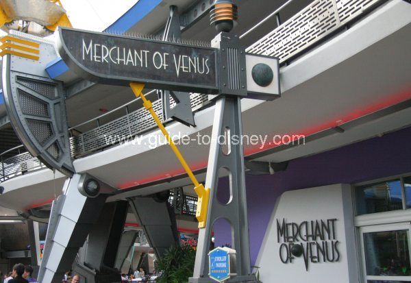Guide To Disney World Merchant Of Venus Shop In