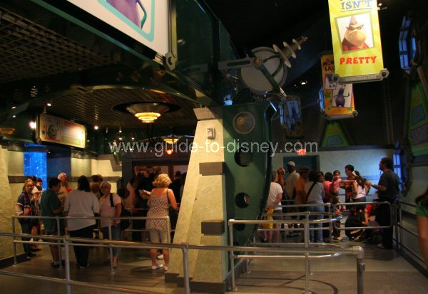 Guide to Disney World - Monsters Inc