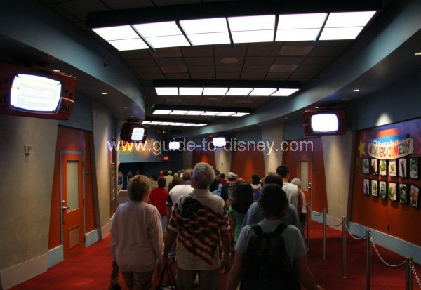 Guide To Disney World Monsters Inc Laugh Floor In
