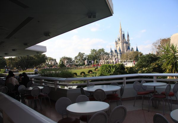 Guide To Disney World Terrace Noodle Station In